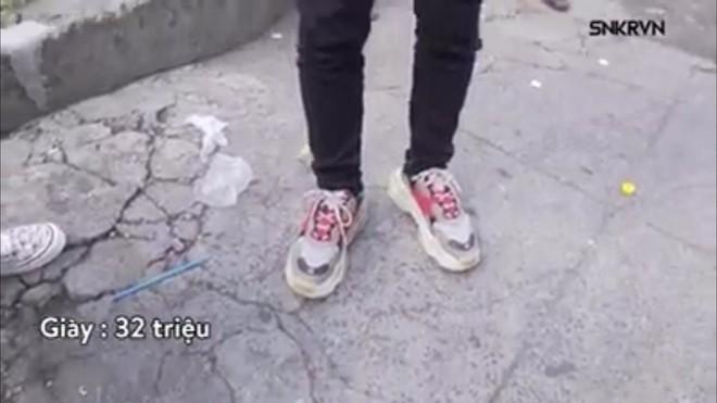 Áo 10 triệu, giày 25 triệu, túi 60 triệu... các bạn trẻ Việt khoe đồ hiệu gây choáng váng - Ảnh 10.
