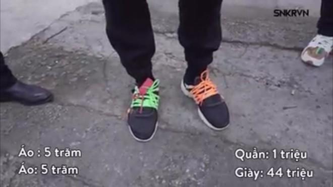 Áo 10 triệu, giày 25 triệu, túi 60 triệu... các bạn trẻ Việt khoe đồ hiệu gây choáng váng - Ảnh 7.