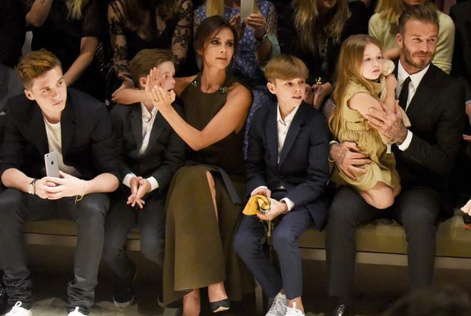 Cuộc sống vương giả và cách dạy con đáng ngưỡng mộ của vợ chồng David Beckham - Ảnh 4.