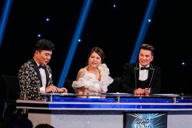 Diễn viên Kim Oanh bị chỉ trích nặng nề khi ngồi giám khảo cùng Quang Linh, Đàm Vĩnh Hưng - Ảnh 3.