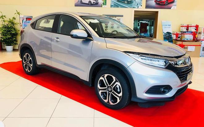 Cận cảnh Honda HR-V hoàn toàn mới vừa xuất hiện tại Việt Nam
