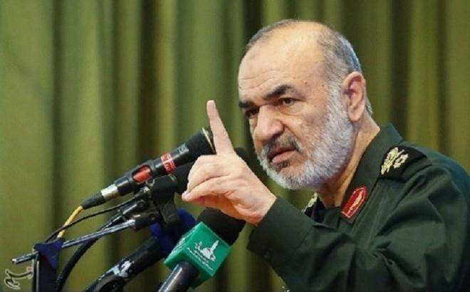 """Tướng cấp cao Iran: 100.000 tên lửa sẵn sàng đợi lệnh """"xóa sổ"""" Israel"""