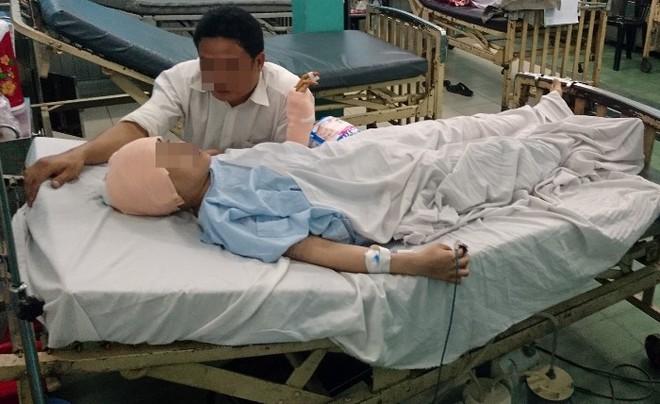 Vết thương khủng khiếp của 2 người phụ nữ bị gã cuồng yêu nã súng - Ảnh 1.