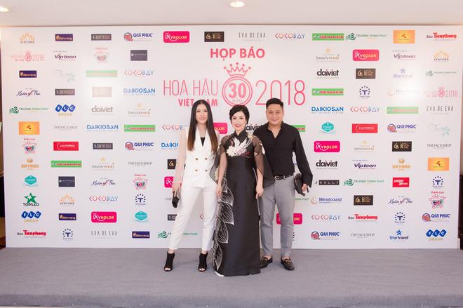 Hoa hậu đầu tiên của Việt Nam: Tôi có một người chồng rất lạ - Ảnh 1.