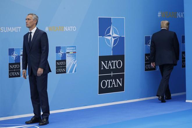 Sợ Mỹ-Nga lập liên minh mới, NATO vùng vẫy tìm phương án đối phó với viễn cảnh thiếu Mỹ - Ảnh 1.