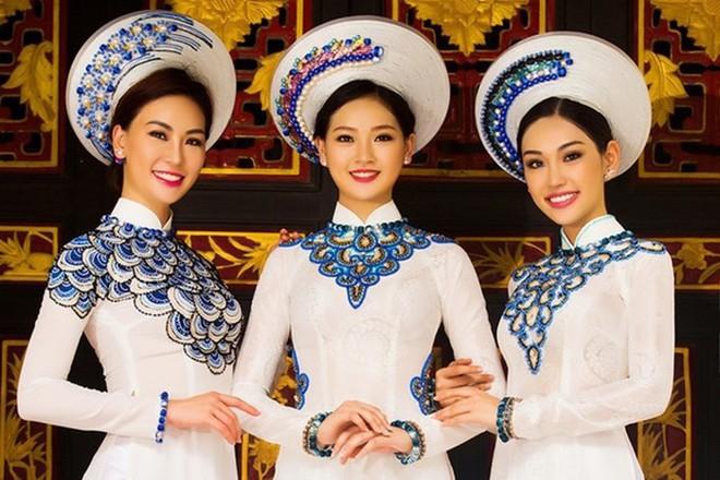 Nhà có 3 nàng tiên phiên bản đời thực: Ai cũng xinh đẹp, dáng chuẩn và cùng thi hoa hậu - Ảnh 12.