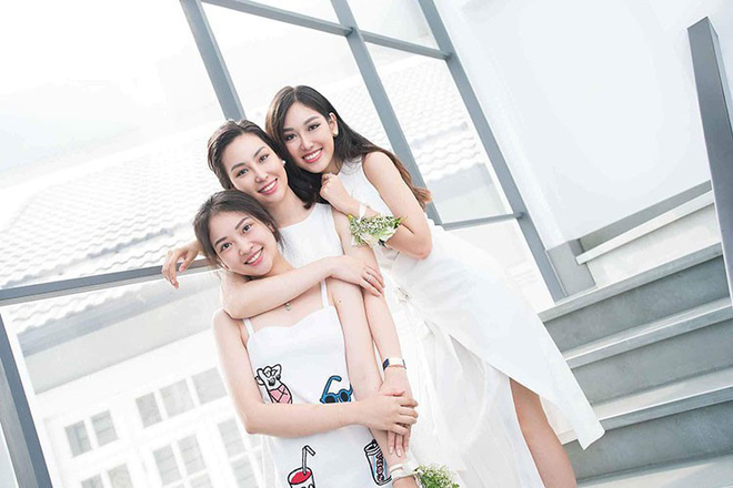 Nhà có 3 nàng tiên phiên bản đời thực: Ai cũng xinh đẹp, dáng chuẩn và cùng thi hoa hậu - Ảnh 15.