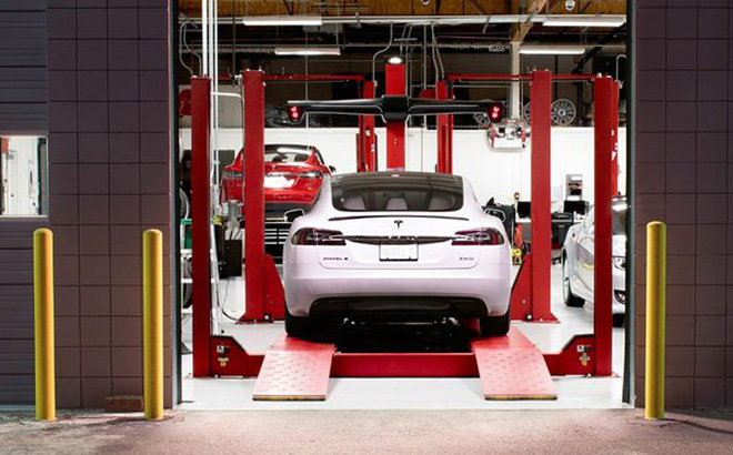 Hãng xe Mỹ Tesla xây dựng nhà máy sản xuất ôtô điện tại Trung Quốc