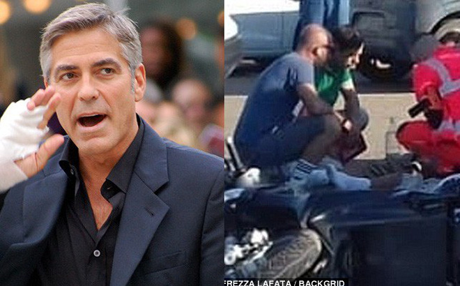 NÓNG: Tài tử nổi tiếng nhất Hollywood bị ô tô đâm văng cao 6 mét gây ám ảnh
