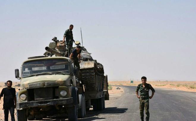 Sau Tây Nam Syria, mục tiêu nào đang chờ đợi lực lượng Chính phủ Syria?