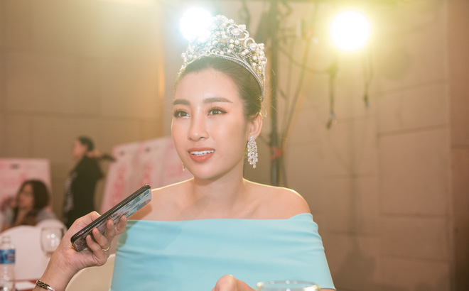 """Đỗ Mỹ Linh: """"Hoa hậu cứ chăm chăm đi dự event để kiếm tiền thì hình ảnh không còn đẹp"""""""