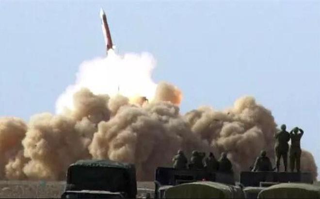 Israel phóng tên lửa Patriot đánh chặn máy bay không người lái từ Syria