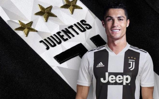 Những cột mốc đáng chú ý tạo nên bản hợp đồng lịch sử của Ronaldo