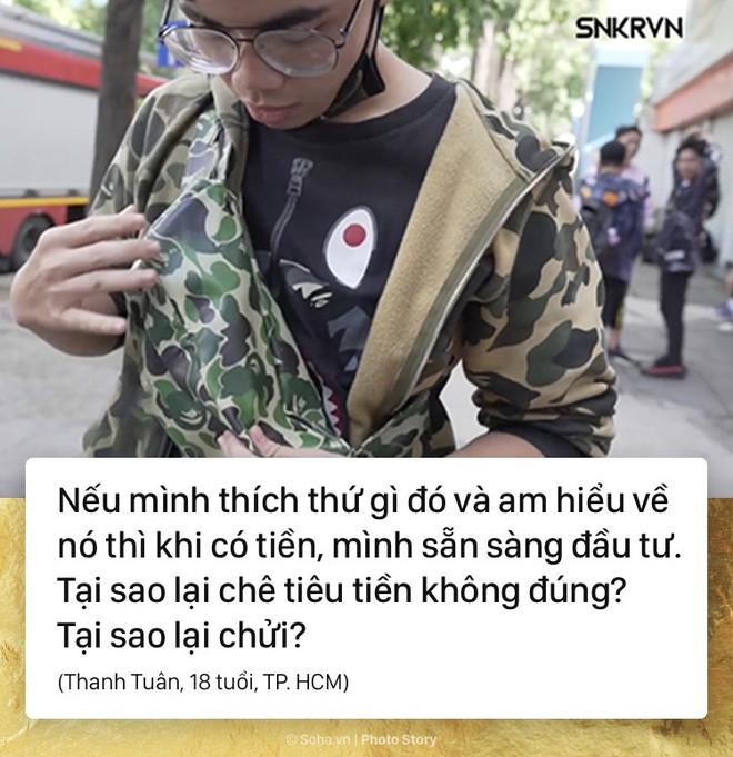 [Photo Story] Bị chỉ trích là đua đòi và sĩ diện hão, các rich kids đáp trả ra sao? - ảnh 4