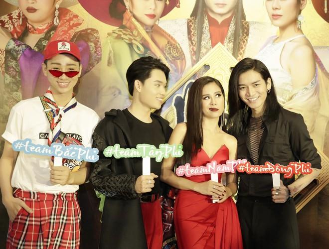 Kiều nữ làng hài Nam Thư đọ vẻ gợi cảm với Lê Giang - Ảnh 7.
