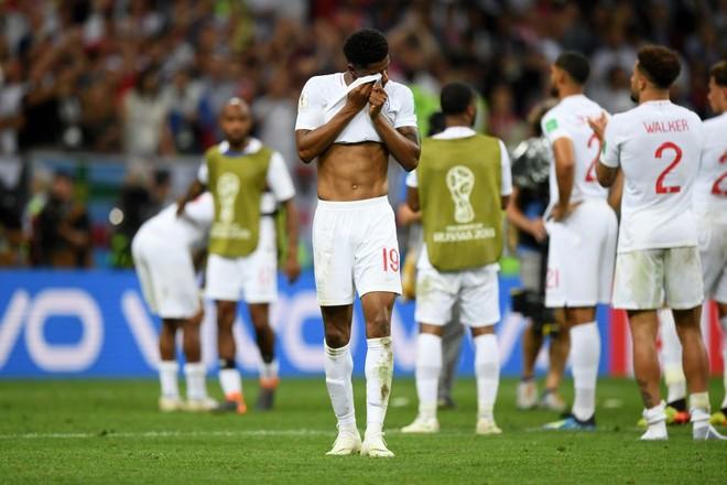 Nước mắt Tam Sư ướt đẫm Luzhniki, người Anh gạt lệ nói điều khó tin về đội tuyển - Ảnh 5.