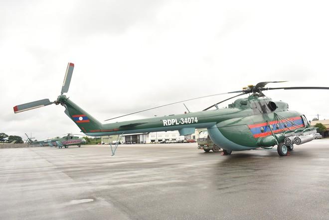Ai giúp trực thăng Mi-17 và Mi-171V của Không quân Lào tái sinh: Việt Nam hay Nga? - ảnh 2