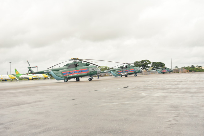 Ai giúp trực thăng Mi-17 và Mi-171V của Không quân Lào tái sinh: Việt Nam hay Nga? - ảnh 3