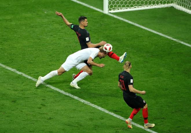 World Cup 2018: Con số tưởng đẹp như mơ khiến người Anh muôn phần hổ thẹn trước Croatia 2