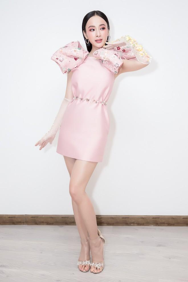 Angela Phương Trinh xuất hiện điệu đà, thu hút sự chú ý - Ảnh 3.