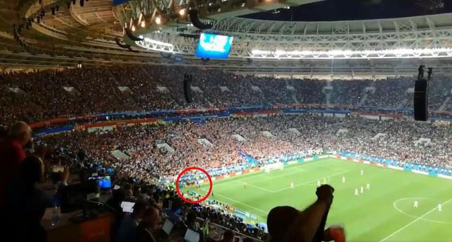World Cup 2018: Mưu đánh lén Croatia, ĐT Anh bị trọng tài ngăn chặn vào phút chót - Ảnh 1.