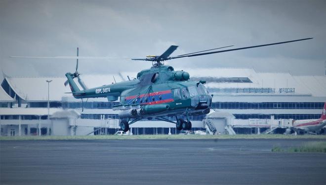 Ai giúp trực thăng Mi-17 và Mi-171V của Không quân Lào tái sinh? - Ảnh 1.