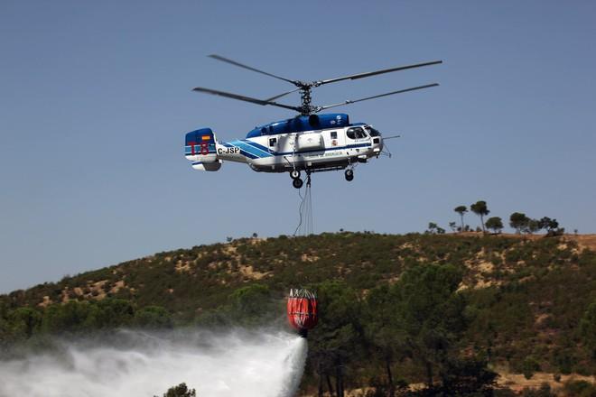 Nga sẵn sàng bán trực thăng PCCC cho Bộ Công an và sẽ đưa trực thăng gì tới VN trình diễn? - ảnh 5