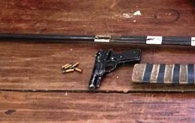 Trốn truy nã dùng súng bắn trọng thương 2 cảnh sát - Ảnh 3.