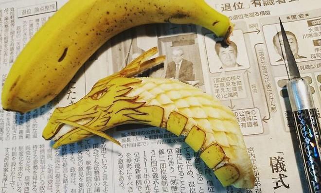 Chùm ảnh: Đỉnh cao của nghệ thuật cắt tỉa hoa quả là đây chứ đâu, dưa hấu, táo, lê bỗng chốc biến thành đèn lồng đẹp mê mẩn - Ảnh 19.