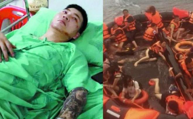 Nhường phao cứu 4 người trong vụ chìm tàu tại Thái, thanh niên dũng cảm được dân mạng so sánh với nhân vật chính trong Titanic