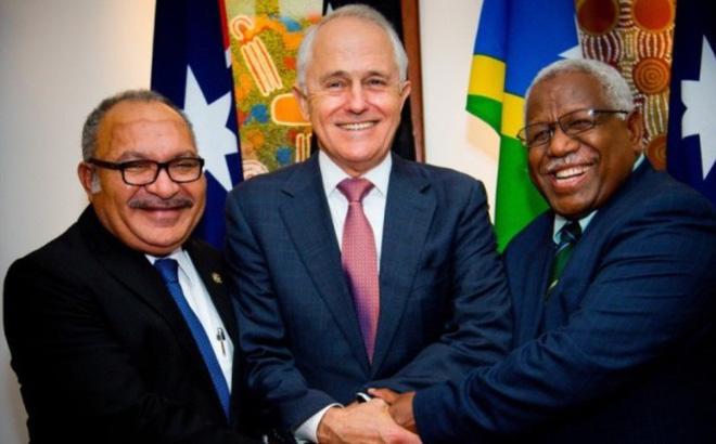 Papua New Guinea và quốc đảo Solomon thoát Trung, nhờ Úc xây tuyến cáp biển