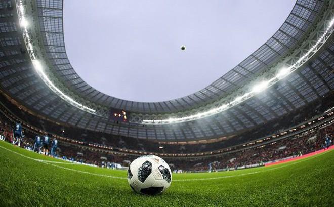 Điều đặc biệt chưa từng có tại sân vận động diễn ra trận chung kết World Cup 2018