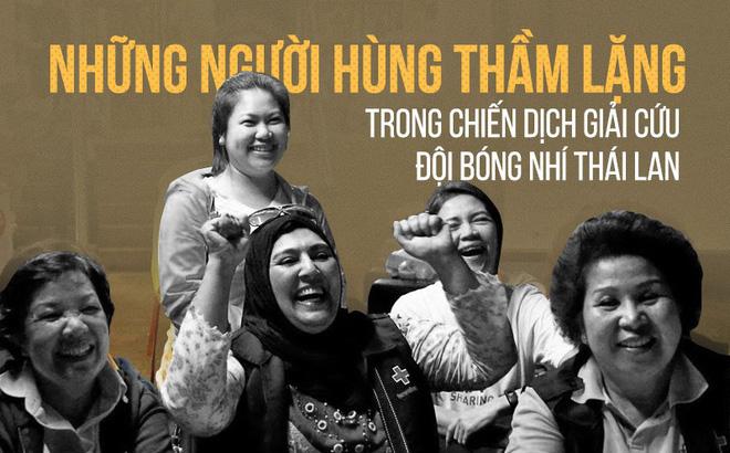 """Những """"người hùng"""" thầm lặng ở Thái Lan: Chúng tôi không muốn thành gánh nặng cho người khác"""