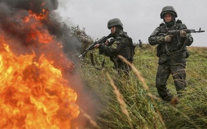 Quân đặc nhiệm Nga tập chiếm đảo gần Phần Lan
