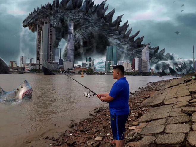 Đi câu cá, chàng trai bất ngờ kéo được cả Hoa hậu Đại dương từ dưới sông lên - ảnh 5