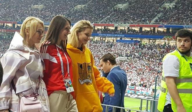 Ký sự World Cup 2018: Luzniki, niềm vui nỗi buồn bán kết  World Cup 2018 - Ảnh 2.