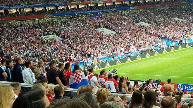 Ký sự World Cup 2018: Luzniki, niềm vui nỗi buồn bán kết  World Cup 2018 - Ảnh 3.