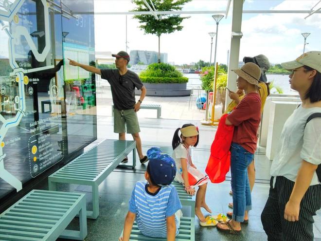 """Tuyến """"buýt sông"""" đầu tiên ở Sài Gòn giờ ra sao? - ảnh 1"""