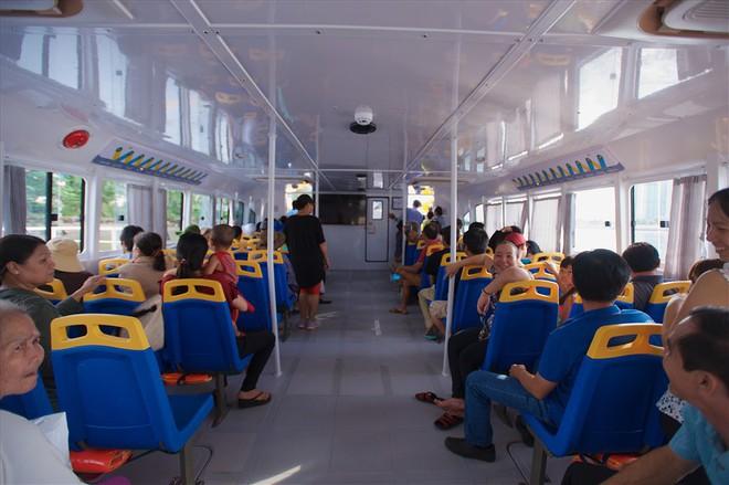 """Tuyến """"buýt sông"""" đầu tiên ở Sài Gòn giờ ra sao? - ảnh 2"""