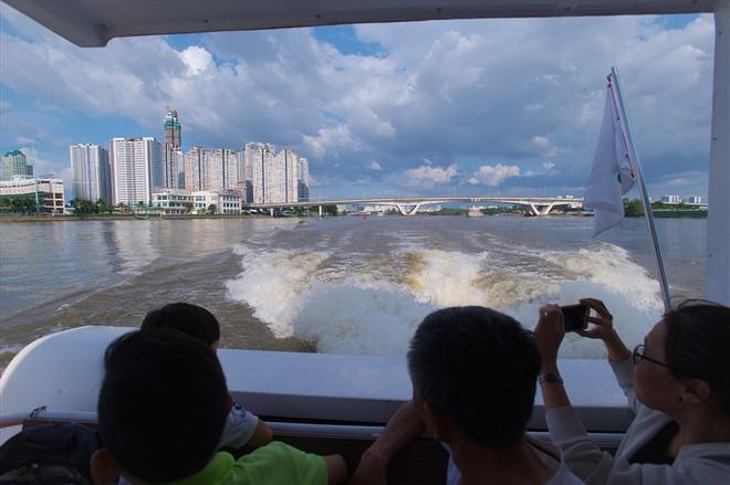 """Tuyến """"buýt sông"""" đầu tiên ở Sài Gòn giờ ra sao? - ảnh 3"""
