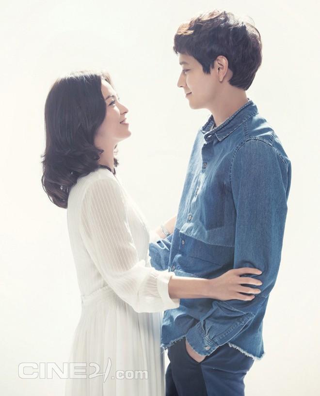 Kang Dong Won: Cực phẩm mỹ nam và nghi án thương thầm trộm nhớ Song Hye Kyo nhưng phải rút lui vì Song Joong Ki xuất hiện - Ảnh 14.