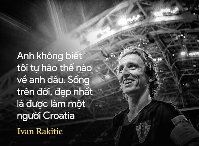 Luka Modric: Khiêu vũ giữa bầy sói trên lằn ranh chiến tranh sân cỏ và đời thực - Ảnh 5.