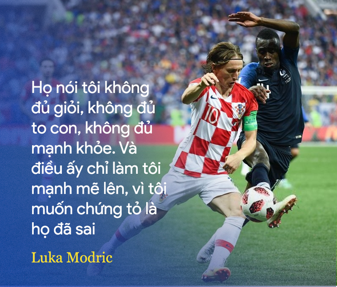 Luka Modric: Khiêu vũ giữa bầy sói trên lằn ranh chiến tranh sân cỏ và đời thực - Ảnh 7.