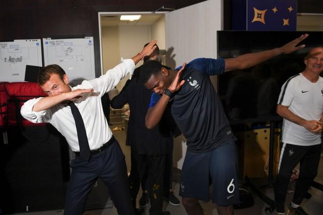 Man United khấp khởi mừng, bởi trở lại là một Pogba vụt vươn vai sáng chói 3