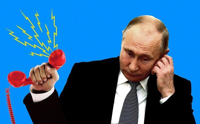 """Axios: Ông Putin từng bị ông Trump """"mắng xơi xơi"""" vì video khoe siêu vũ khí trong TĐLB"""
