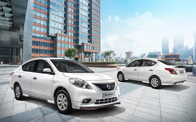 Loạt ô tô này của Nissan vừa được tăng giá hàng chục triệu đồng