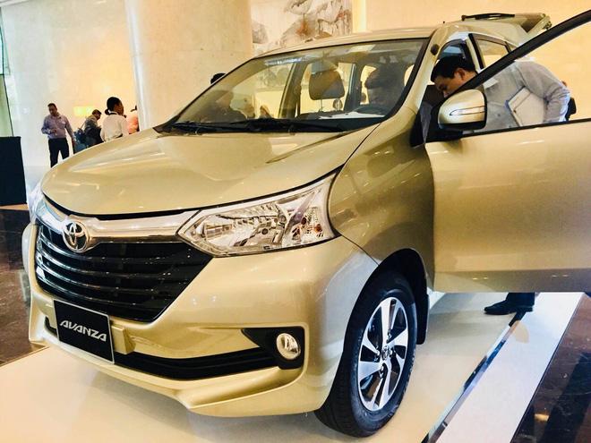 Soi chi tiết Toyota Wigo giá rẻ, và Toyota Avanza nhập khẩu vừa lộ diện ở Việt Nam - Ảnh 6.