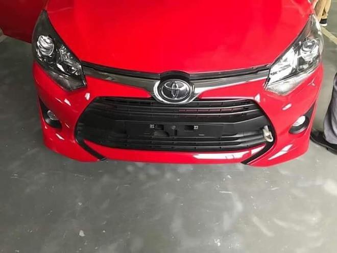 Soi chi tiết Toyota Wigo giá rẻ, và Toyota Avanza nhập khẩu vừa lộ diện ở Việt Nam - Ảnh 4.