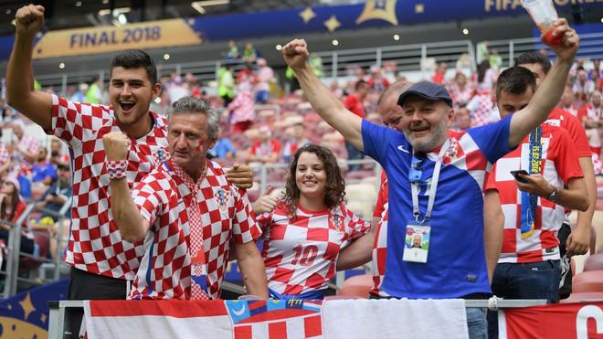 World Cup 2018: Cúp vàng của Pháp, bản hùng ca Croatia và một ngày hội cho toàn thế giới 2