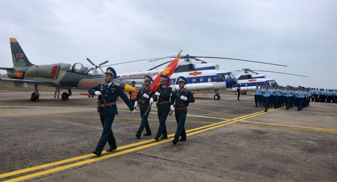 Không quân Việt Nam vừa có thêm trung đoàn mới: Trang bị máy bay và vũ khí gì? - Ảnh 3.